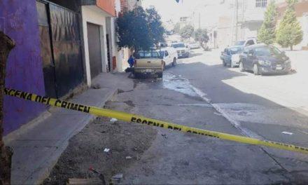 ¡Hombre fue ejecutado a balazos en un local de radio taxi en Guadalupe!