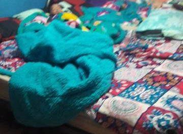 ¡Policías municipales de Aguascalientes resguardaron a 2 niños que estaban solos en su casa!