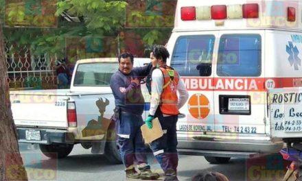 ¡Albañil murió tras caer de 3 metros de altura al estar trabajando en una casa en Lagos de Moreno!
