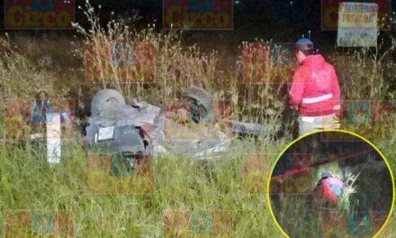 ¡Fatal choque-atropello en Lagos de Moreno dejó a una mujer embarazada muerta!