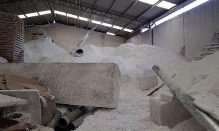 ¡Joven trabajador murió asfixiado en una empresa en Aguascalientes!