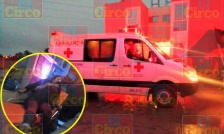 ¡Mujer embarazada resultó lesionada tras una riña en Lagos de Moreno!