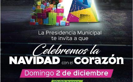 """¡Tere Jiménez te invita a celebrar la """"Navidad con el Corazón 2018""""!"""