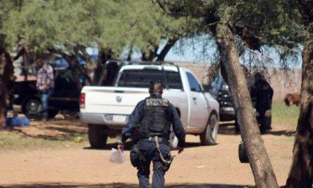 ¡Balearon e hirieron a 2 hombres en un intento de asalto en Guadalupe!