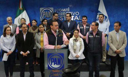¡Rotundo no a las propuestas que retrocedan al país: Acción Nacional!