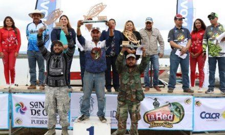 ¡Exitoso resultó el Torneo Nacional de Pesca Deportiva del Festival de Calaveras 2018!