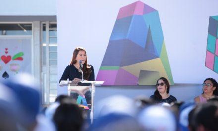 ¡Refuerza Tere Jiménez acciones para prevenir adicciones en nuestros jóvenes!