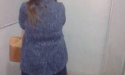 """¡Policías municipales de Aguascalientes detuvieron a una mujer integrante de una banda de """"paqueros""""!"""