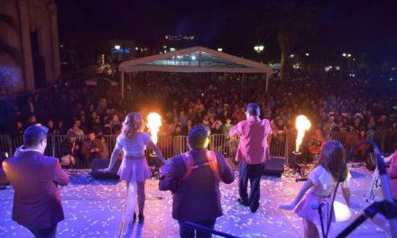 ¡Rayito Colombiano encendió el Festival de Chicahual a calavera!