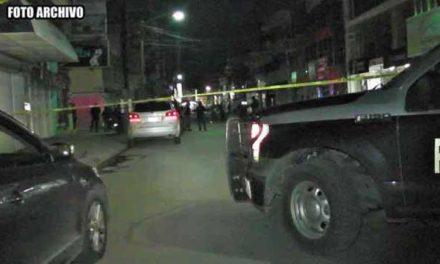 ¡Vendedor de drogas fue ejecutado frente a su hijo en Guadalupe!