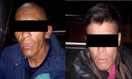 ¡Detuvieron a 2 narcomenudistas con más de un kilo de marihuana en Aguascalientes!