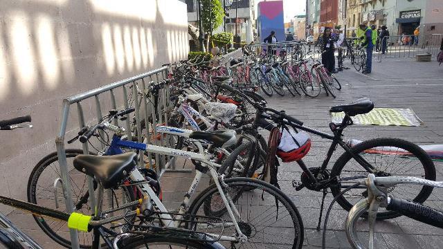 ¡Estado y Ayuntamientos ya deben por ley destinar presupuesto para el ciclismo: PVEM!