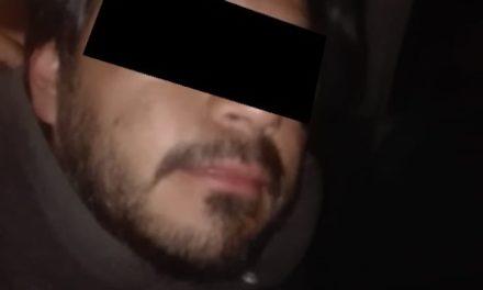 ¡Detuvieron a sujeto que agredió sexual y físicamente a una joven en Aguascalientes!