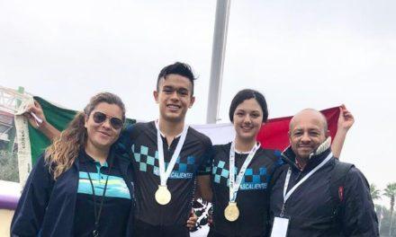 ¡Con cinco medallas finalizan hidrocálidos en el Campeonato Panamericano de Patinaje!