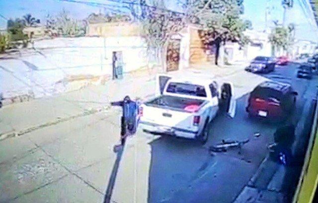 """¡2 sujetos encapuchados """"levantaron"""" a un pepenador en Aguascalientes!"""