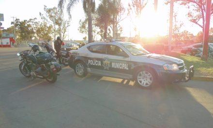 ¡Pistolero asaltó una farmacia en Aguascalientes y se llevó $3 mil en efectivo!