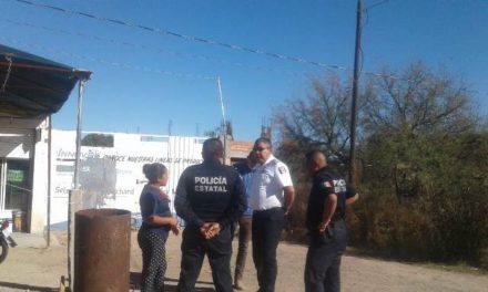 ¡Supervisa titular de la SSPE recorridos disuasivos y de seguridad en los límites con Zacatecas!