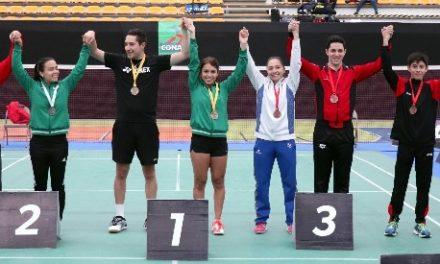 ¡Finaliza el Campeonato Nacional de Bádminton Primera Fuerza!