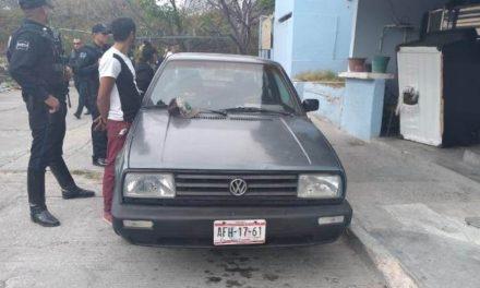 ¡Capturaron a 4 delincuentes que asaltaron una gasera en Aguascalientes!