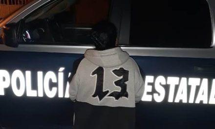 ¡Detuvieron a una mujer narcomenudista con un kilo de marihuana en Aguascalientes!