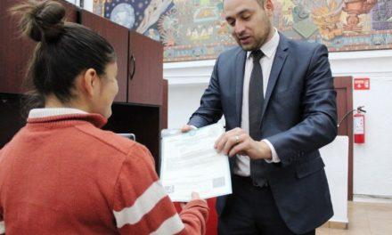 ¡Registro civil, Sipinna y asociación civil logran dotar de identidad a una menor de edad!