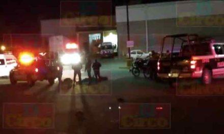 ¡Policías frustran asalto a tienda Aurrera y capturan a 4 delincuentes en Lagos de Moreno!