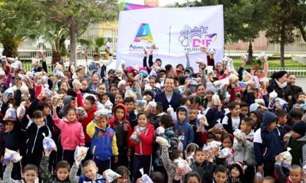 ¡Lleva DIF Municipal mensaje de paz y armonía en su Gira Navideña 2018!