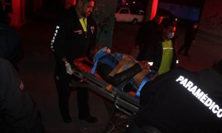 ¡Grave joven baleado al que intentaron ejecutar en Aguascalientes!