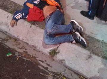 ¡Adolescente fue asesinado de un balazo en el pecho tras una riña en Aguascalientes!
