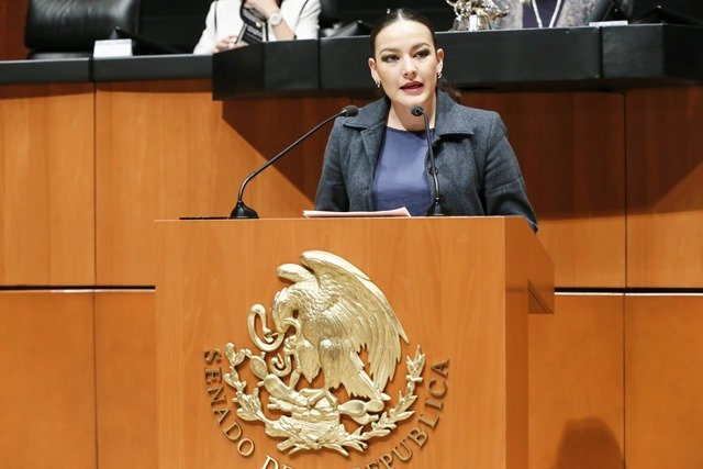 ¡Presenta Martha Márquez iniciativa para crear la Ley Federal de Participación Ciudadana!