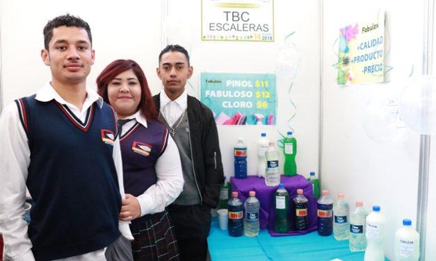 ¡Inauguran Feria Estatal de Telebachilleratos Comunitarios!