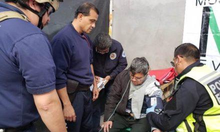 ¡Hombre intentó matarse intoxicándose dentro de una camioneta en Aguascalientes!
