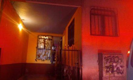 ¡Hombre murió en su casa tras la volcadura de su automóvil en Aguascalientes!