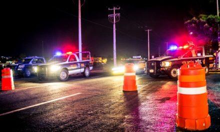 ¡Seguridad Pública Municipal se mantiene alerta con motivo de las fiestas de fin de año!