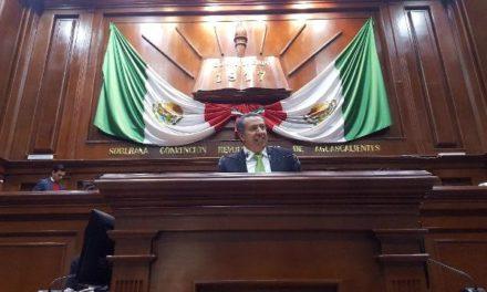 ¡Partido Verde propone desaparecer la abstención en las votaciones del Congreso del Estado!