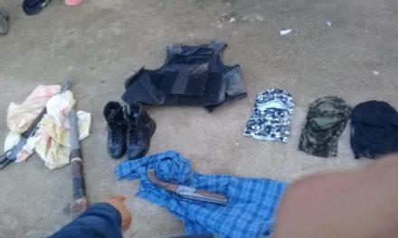 ¡Elementos de la PEP aseguraron 2 armas de fuego y 8 vehículos tras cateo domiciliario en Ciudad Cuauhtémoc!