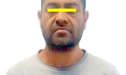 ¡Detuvieron a jornalero que asesinó a un joven en Aguascalientes!