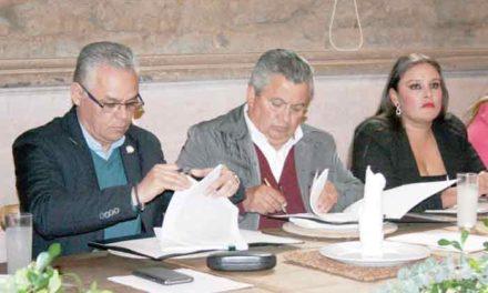 ¡Firman ayuntamientos Convenio de Colaboración para la Implementación del C5-SITEC!
