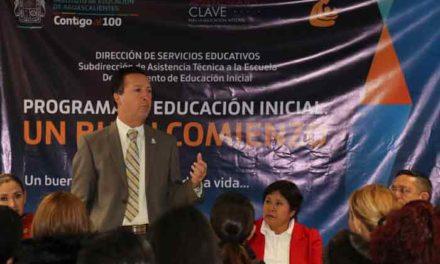 ¡Entrega IEA 30 bibliotecas escolares a Centros de Atención Infantil de Aguascalientes!