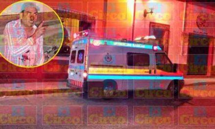 ¡Hombre lesionado tras ser agredido por varios sujetos en Lagos de Moreno!