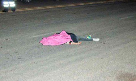 ¡Un menor y su abuelita murieron atropellados en Aguascalientes!