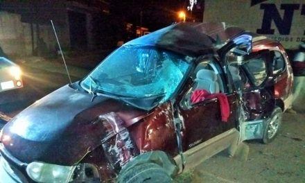 ¡Mujer se mató tras accidentarse en su camioneta en Jerez!
