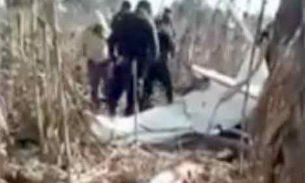 Mueren en accidente aéreo la Gobernadora de Puebla Martha Erika Alonso y el Senador Rafael Moreno Valle