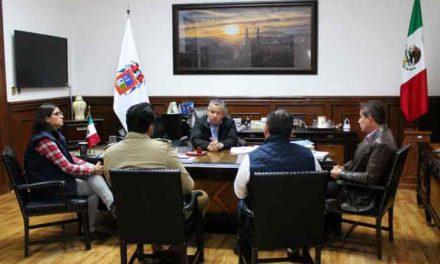 ¡Se reúnen SEGGOB y SSMAA con CFE para dialogar sobre alza de tarifas en los municipios!