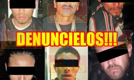 ¡Detuvieron a 6 sicarios de Lagos de Moreno por un intento de ejecución en Aguascalientes!