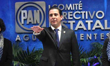 ¡Gustavo Báez Toma Protesta como Nuevo Presidente del Comité Directivo Estatal del PAN!