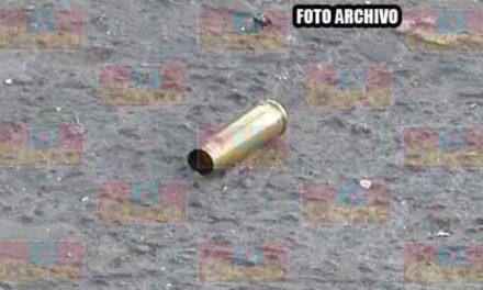 ¡Enésimo ataque armado en Fresnillo dejó 1 ejecutado y 1 lesionado!