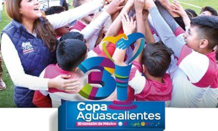 ¡Municipio capital invita a la gran inauguración de la Tercera Copa Aguascalientes!