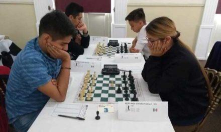 ¡Todo listo para el primer torneo de afiliación de ajedrez!