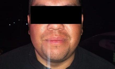 ¡Capturaron a sujeto que asaltó una gasolinera en Aguascalientes!